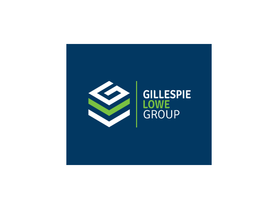 Gillespie-Lowe-Group logo Sign for estate agents