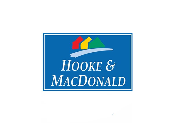 Hooke-and-MacDonald real estate signs